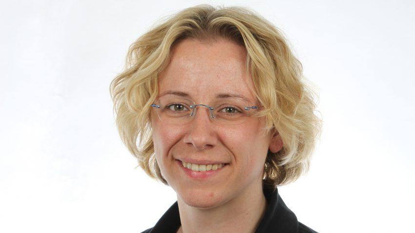 Marie-Luise Keller - Innungsmeisterin des Metallhandwerks