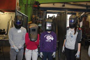 Girls-Day bei der Skornia Metallverarbeitung
